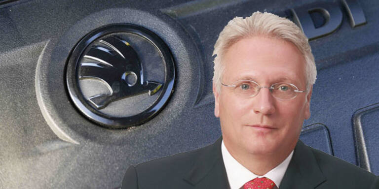 VW-Skandal: Skoda-Chef wirft hin