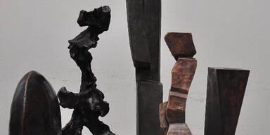 Polizei überführt Skulpturen-Phantom