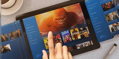 Netflix, Spotify, Sky&Co EU-weit nutzbar