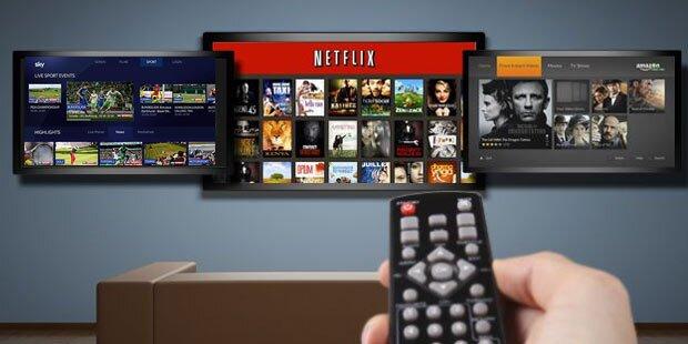 Netflix, Spotify & Amazon EU-weit nutzbar
