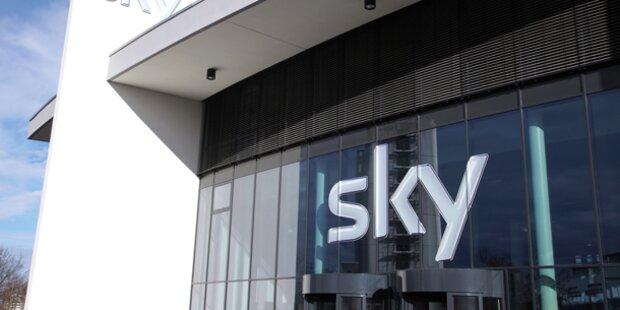Netflix-Start: Sky will
