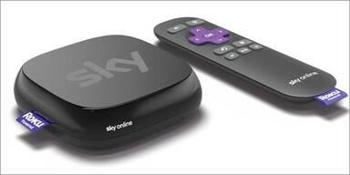 Sky greift mit Streaming-Box an