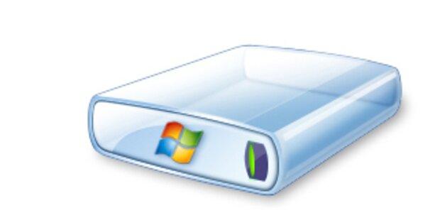 Kostenlose Online-Festplatte