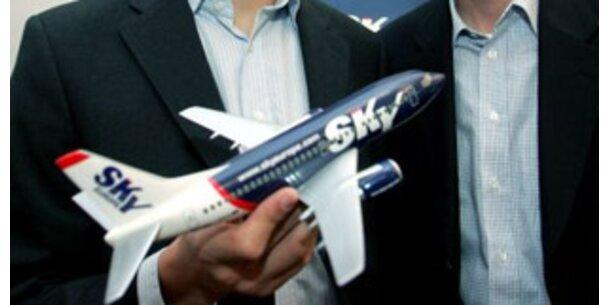 SkyEurope erwägt Kooperation mit anderen Airlines