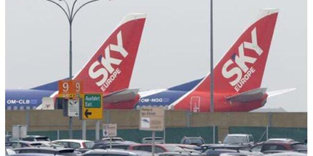 Sky Europe-Geschädigte erhalten Geld