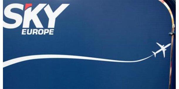 SkyEurope und seine Turbulenzen