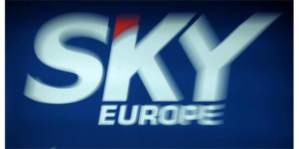 Hunderte Forderungen gegen SkyEurope