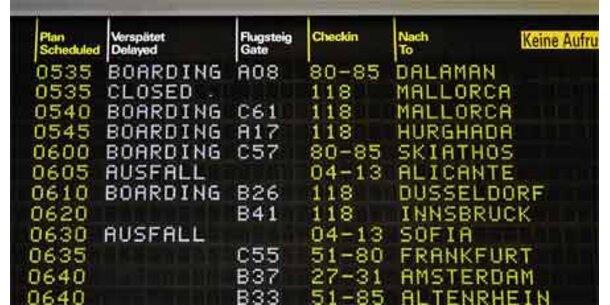 SkyEurope streicht einige Flüge
