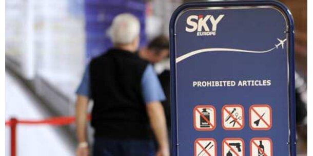 SkyEurope wirbt mit 11-Euro-Tickets