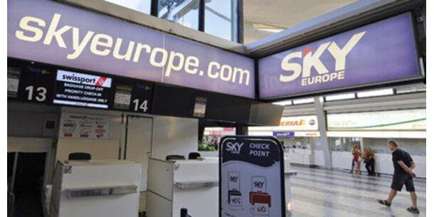 SkyEurope will wieder nach Wien
