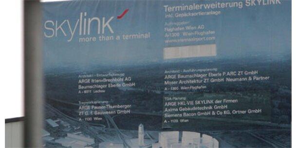 Skylink: Flughafen gegen RH-Prüfung