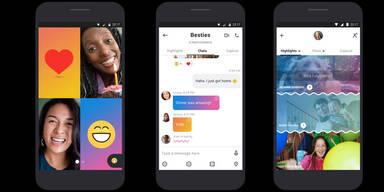 Skype wird jetzt zum Snapchat-Gegner