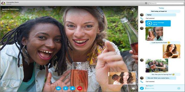 Mega-Panne: Total-Ausfall bei Skype