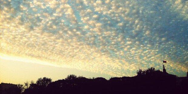 Skyporn: Himmel-Fotos sind neuer Internet-Hype