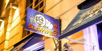 Gewinnen Sie jetzt! : Exklusives Party-Package der Slammer Bar