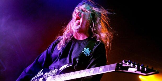 Heavy Metal-Legende stirbt an Leberversagen