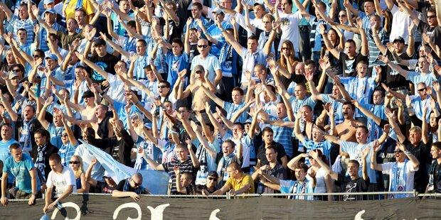 Fan-Chaos: Slovan-Anhang kündigt Krawalle an