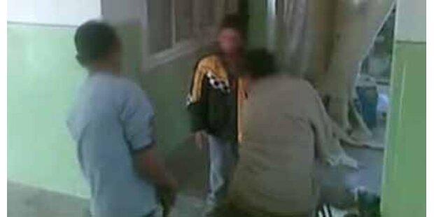 Polizisten misshandelten Roma-Kinder
