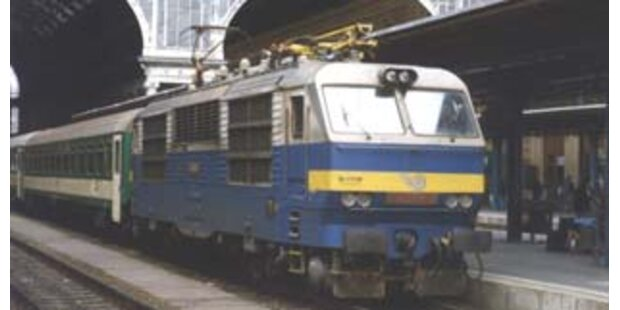 Zugunglück in Bratislava - Elf Verletzte
