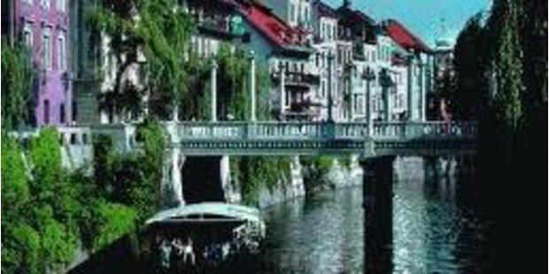 Urlaubsziel Slowenien