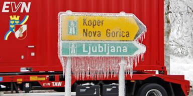 Lage in Slowenien spitzt sich zu