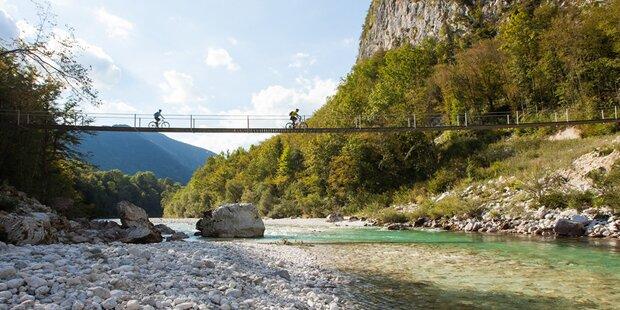 Sammeln Sie neue Erinnerungen in Slowenien
