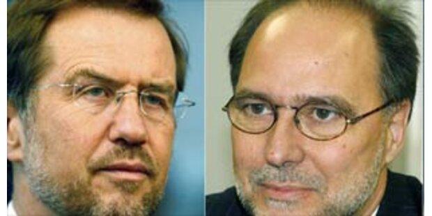 Die Kandidaten in Slowenien