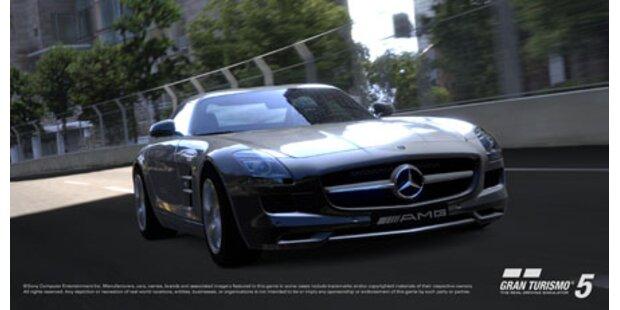 Gran Turismo 5 für die PS3 ist im Anflug