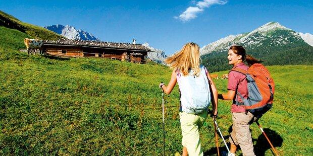 So boomt Urlaub in Österreich