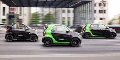 Smart verkauft nur noch Elektro-Version