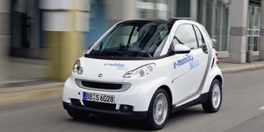 Großes Interesse an Elektroautos in Salzburg