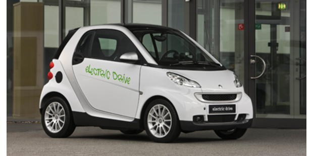 Nun bringt Daimler den Smart ed