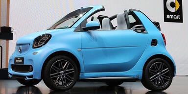 Neuer E-Smart setzt auf Renault-Motoren