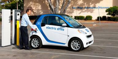 Daimler treibt Carsharing mit E-Autos voran