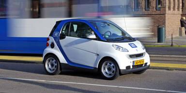 Elektro-Smart: Durchbruch als Miet-Modell?