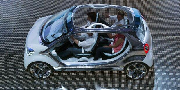 Auf dem Weg zum automatisierten Fahren