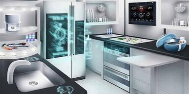 Bosch setzt voll auf Smart Home