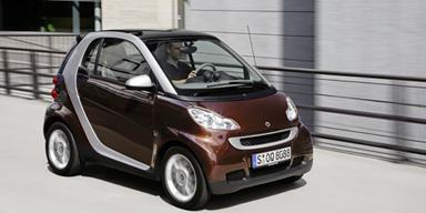 Sondermodell bringt Luxus in den Kleinwagen