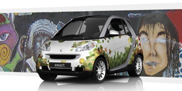 Screenshot: www.smart-design-contest.com