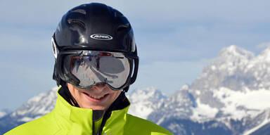 Hightech-Brille mit Navi fürs Skigebiet