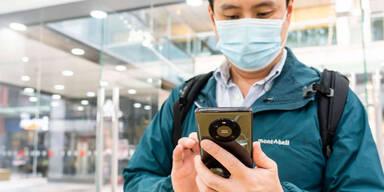 Erster Corona-Test per Smartphone vorgestellt