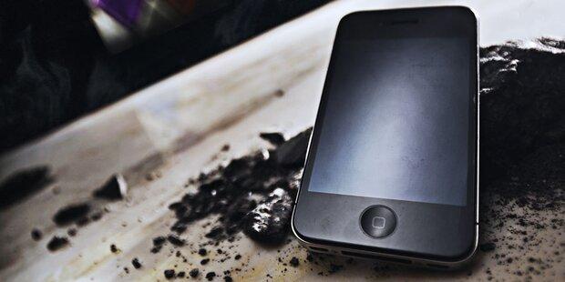 Brandgefahr bei Handy-Zubehör von Amazon