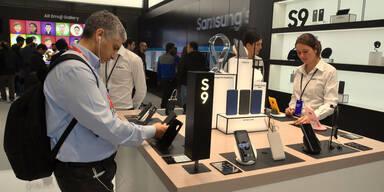 Massiver Preissturz beim Galaxy S9