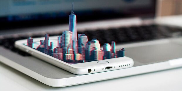 Smartphones können bald Hologramme anzeigen