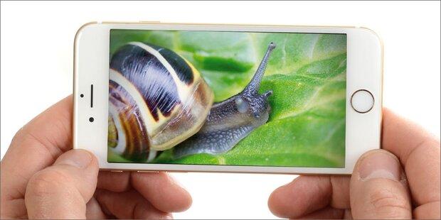 Internet am Handy zu langsam: T-Mobile verurteilt