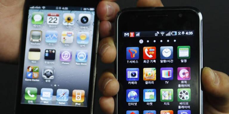 Banking-Apps bei uns auf dem Vormarsch