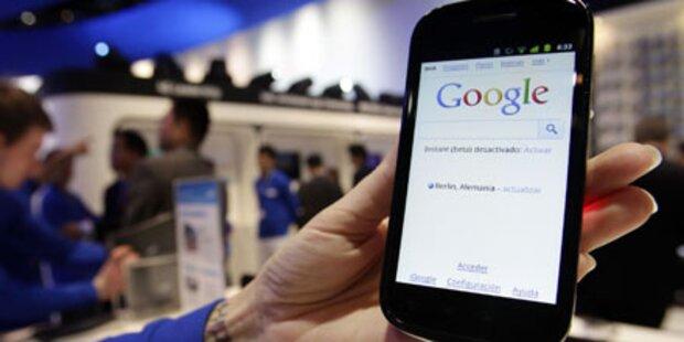 Google: Bezahlsystem für Handys vor Start