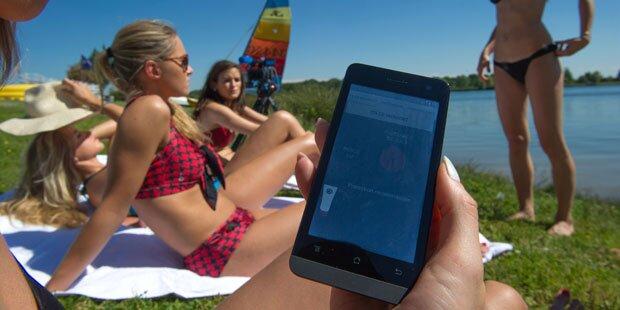 Smartphone, PC & Co. vor der Hitzewelle schützen