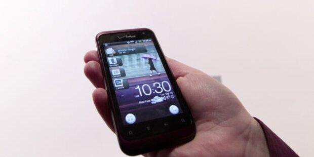 Handy-Telefonie erhöht Krebsrisiko nicht