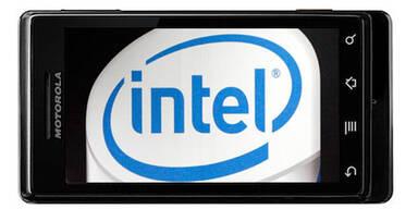 Intel setzt jetzt voll auf Smartphones